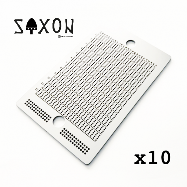 Saxon Hoard Bundle x10 Crypto Hoard