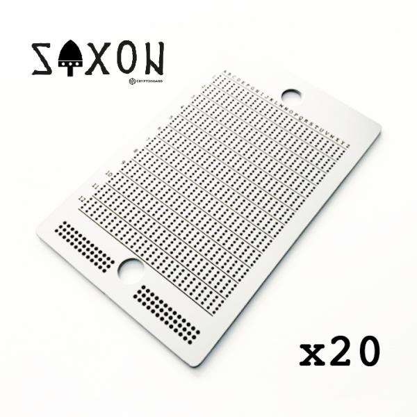 Saxon Hoard Bundle x20 Crypto Hoard