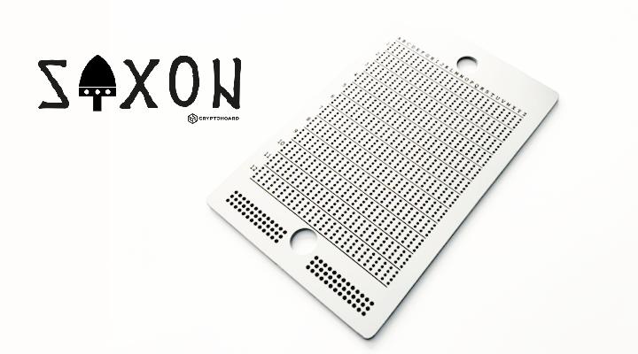 Saxon Hoard Viking Steel Plate